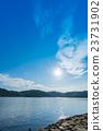 blue, sky, water 23731902