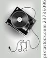 antique, record, retro 23735096