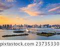 Tokyo Bay Skyline 23735330