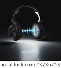 耳機 音樂 樂譜 23736743