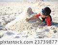 海灘 小朋友 孩子 23739877