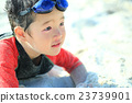 儿童 海水浴 孩子 23739901