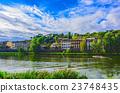 Italian cityscape 23748435