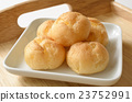 奶油泡芙 甜品 甜點 23752991