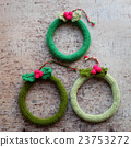 Christmas wreath, Xmas decoration holiday 23753272