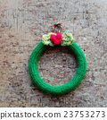 Christmas wreath, Xmas decoration holiday 23753273