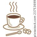 하트 김 커피 23753699