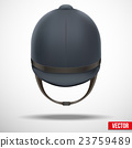 Jockey helmet for horseriding athlete 23759489