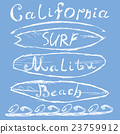 T-shirt Print design, surfing typography vector 23759912