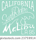 T-shirt Print design, surfing typography vector 23759914
