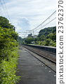 railroad, railway, track 23762370