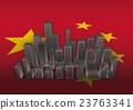 中国 瓷器 建筑 23763341