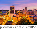 Lynchburg, Virginia Skyline 23769055