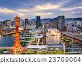 Kobe Japan Skyline 23769064