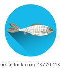 Fish Fresh Food Icon 23770243