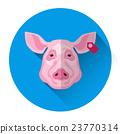 animal, icon, illustration 23770314