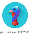 Turkey Head Bird Poultry Icon 23770322