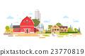Big Farm With House, Farmland Countryside 23770819