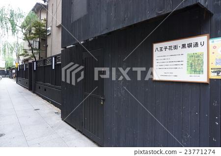 八王子黑柵欄街東京 23771274