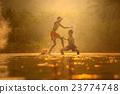 Muay thai, culture fighting thai boxing 23774748