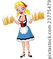 Oktoberfest girl 23775479
