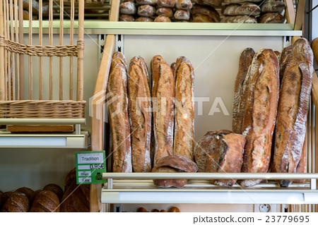 French baker's image 23779695