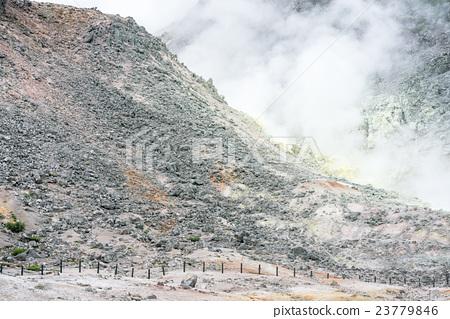 Ice crater image of Iwozan 23779846