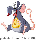 rat mouse cheese 23780394