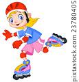 Rollerblades kid 23780405