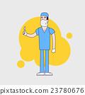 外科醫師 手術刀 解剖刀 23780676