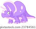 Triceratops dinosaur 23784561