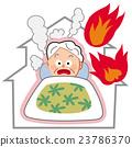 독거 노인 화재 23786370