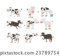 向量 向量圖 奶牛 23789754