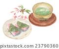 和果子 日本糖果 日式甜點 23790360