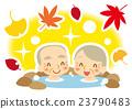 秋天 秋 枫树 23790483