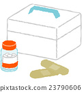 first-aid kit, drug, medicine 23790606