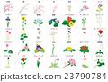 植物 植物学 植物的 23790784