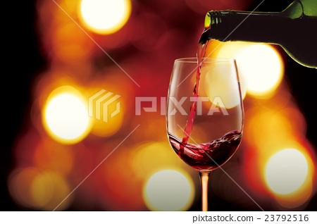 葡萄酒 紅酒 酒 23792516