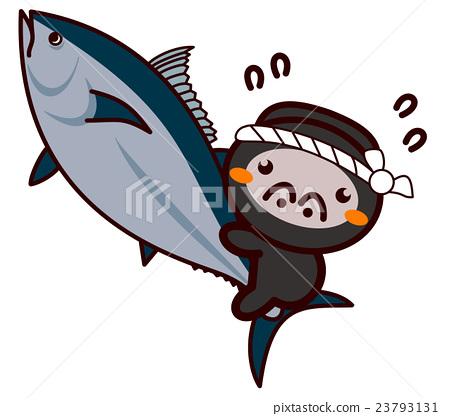 Fisherman's animal series 23793131