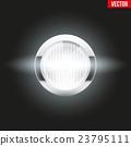 vector, headlight, headlamp 23795111