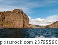 Far Oer Danmark Vestmanna Cliffs Panorama view 23795590