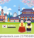 culture, korea, landmark 23795689