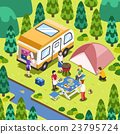 camping and BBQ 23795724