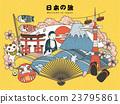 Japan tourism poster 23795861