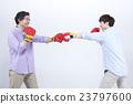 包裝 拳擊 爸爸 23797600