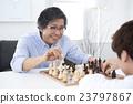 棋 家庭 家族 23797867