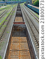 Empty freight wagons 23800573