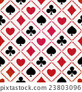 Gambling pattern 23803096