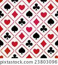 Gambling pattern 23803096
