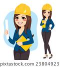 Woman Female Architect 23804923